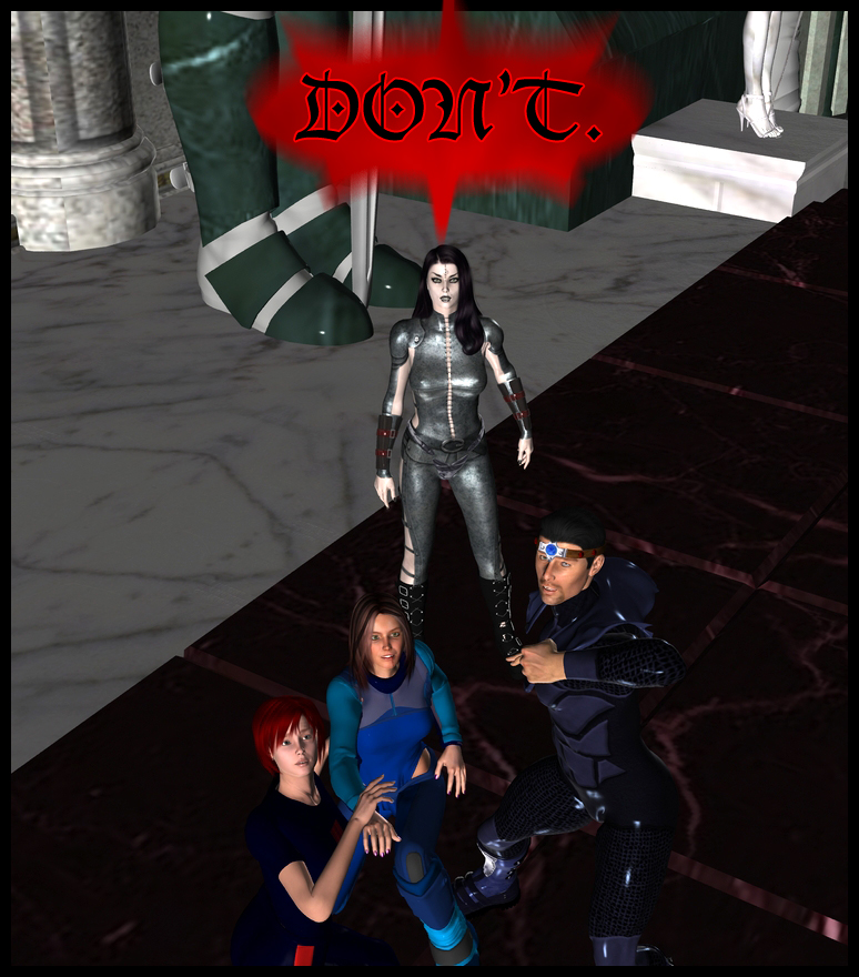 Dont...