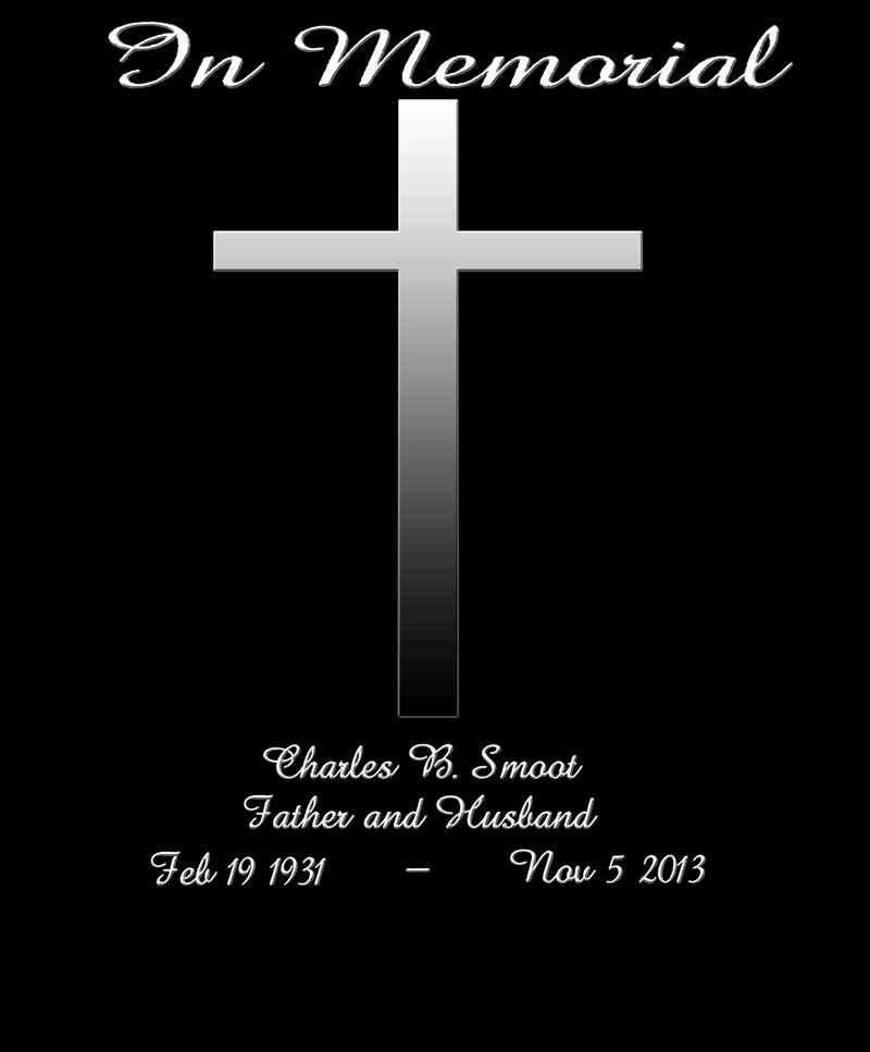 In Memorial...
